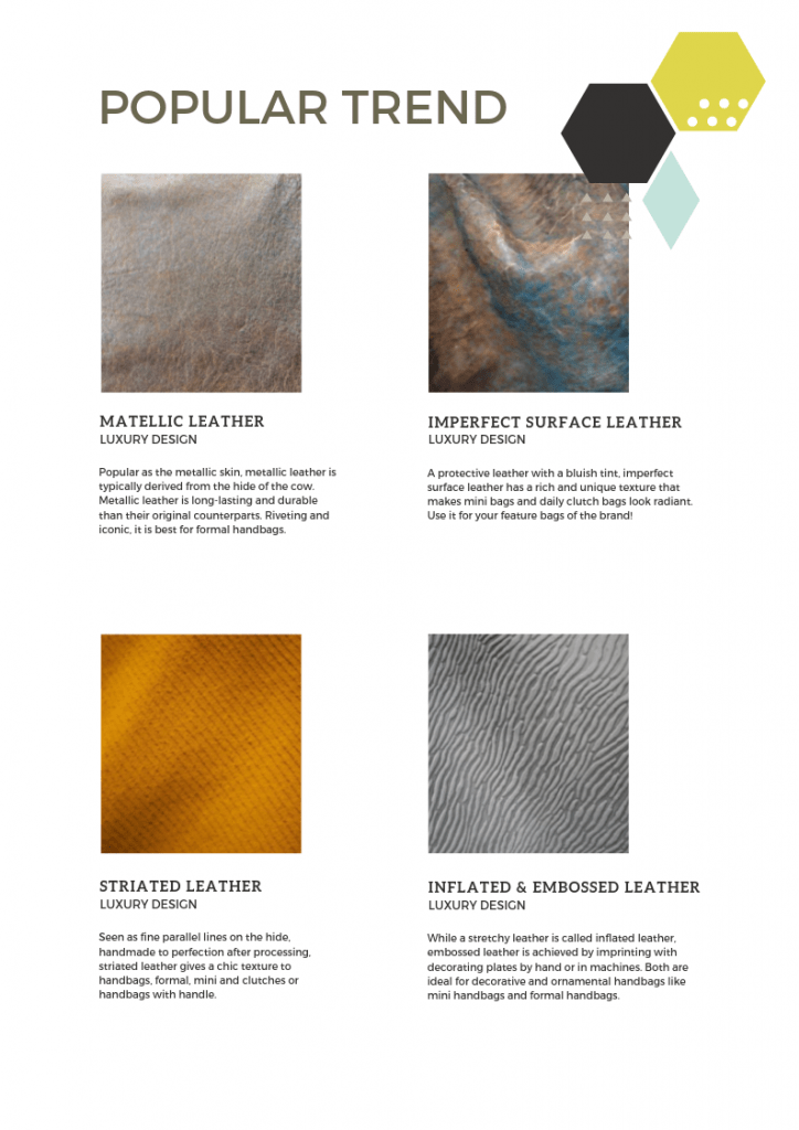 Leather Material Types